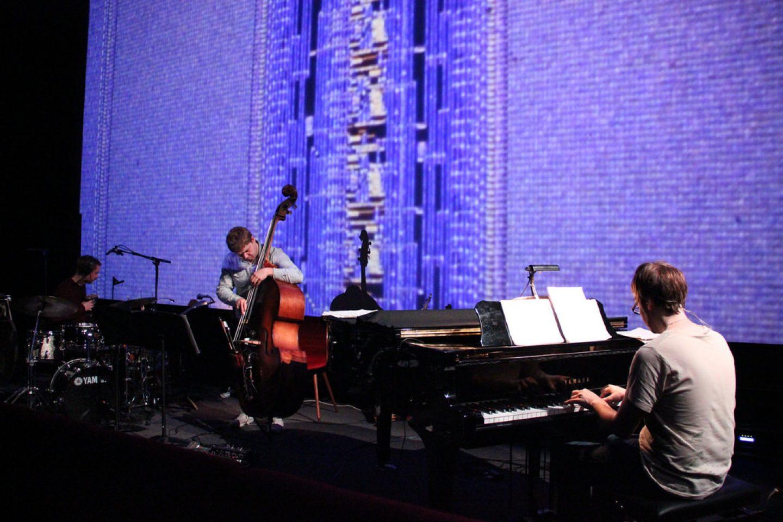 GoGo Penguin | Koyaanisqatsi: A new score performed live