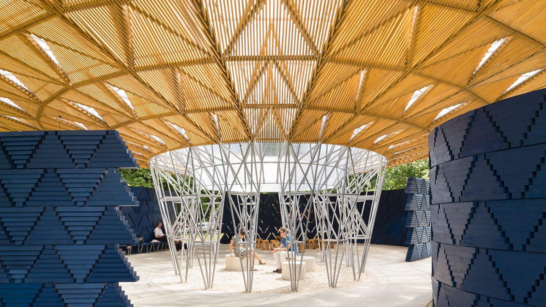 Serpentine Pavilion 2017: Francis Kere