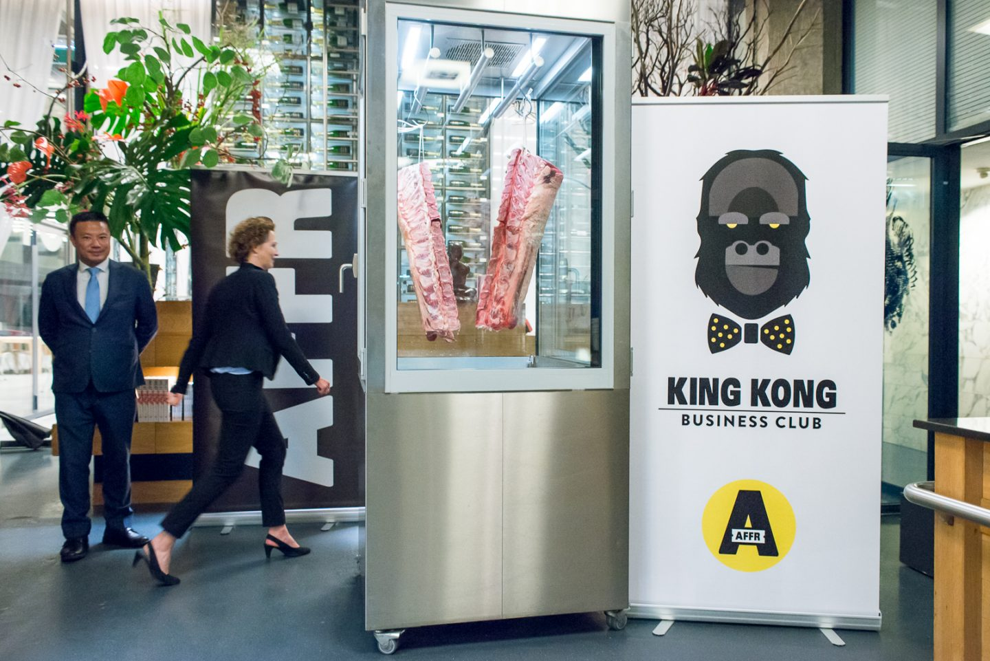 King Kong Business Event