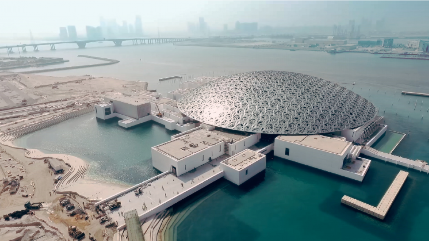 Le Louvre Abu Dhabi: Creation of a Universal Museum