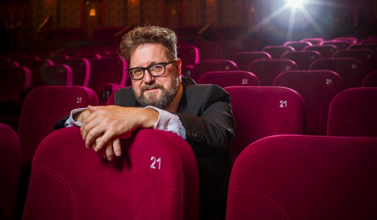 Building Happiness in Cinema met Martin Koolhoven