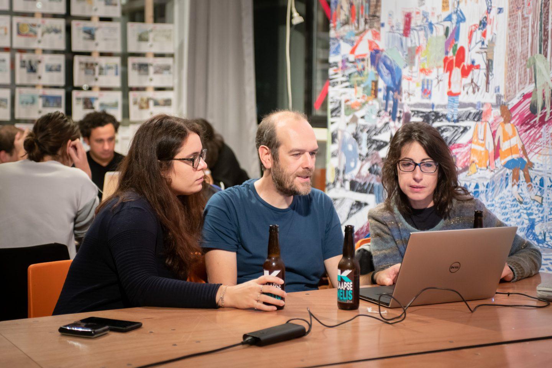 FILM & ARCHITECTURE STUDIO 2020