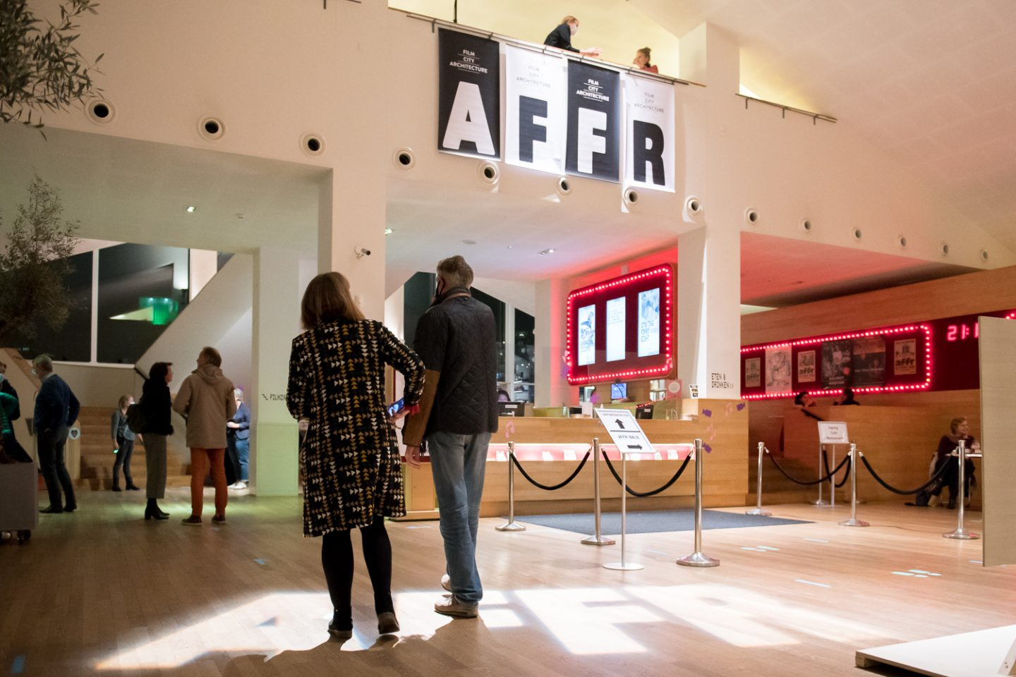 What do you think about AFFR 2020?