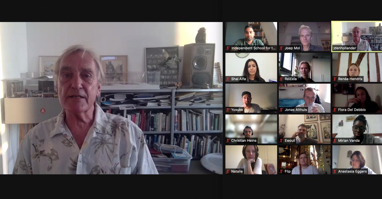 Film & Architecture Studio: online crash course storytelling